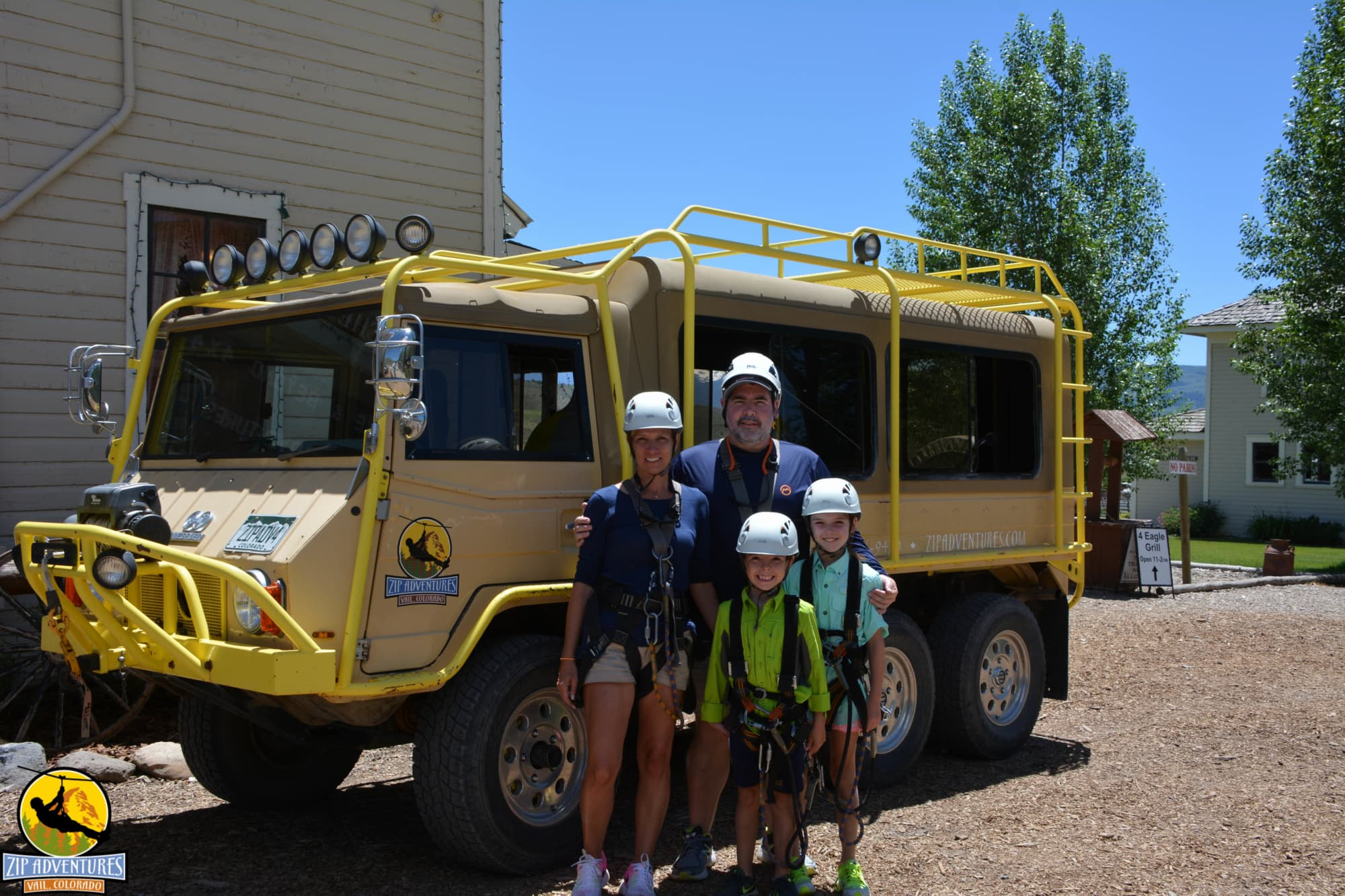 Photo Gallery - Zip Adventures | Best Zipline in ColoradoZip